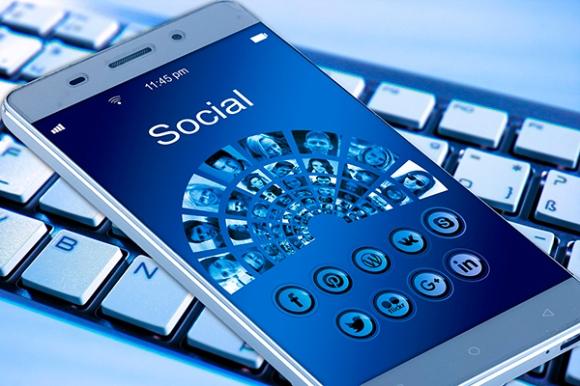 tipos de redes sociales: horizontales y verticales